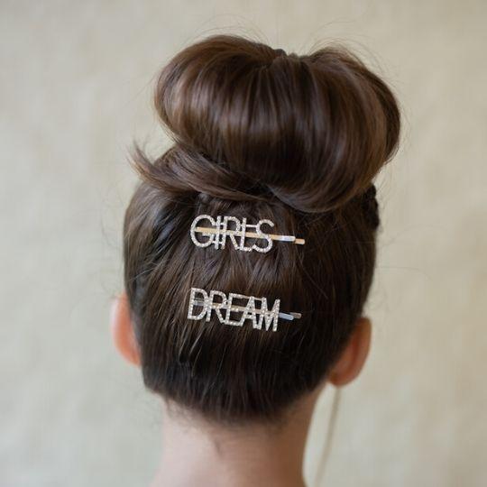 Horquillas del pelo para niñas