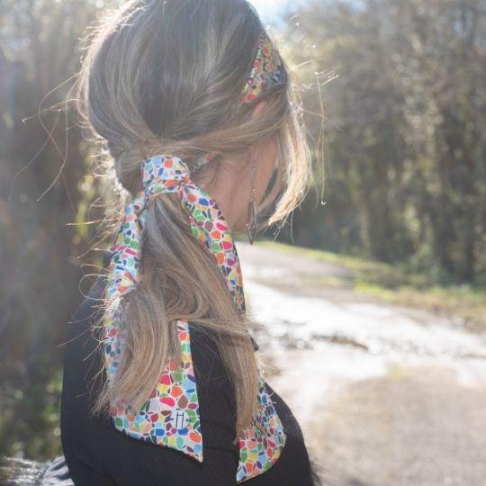 Pañuelo multicolor