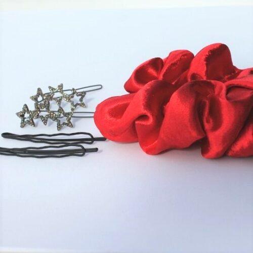 Pack coletero raso rojo