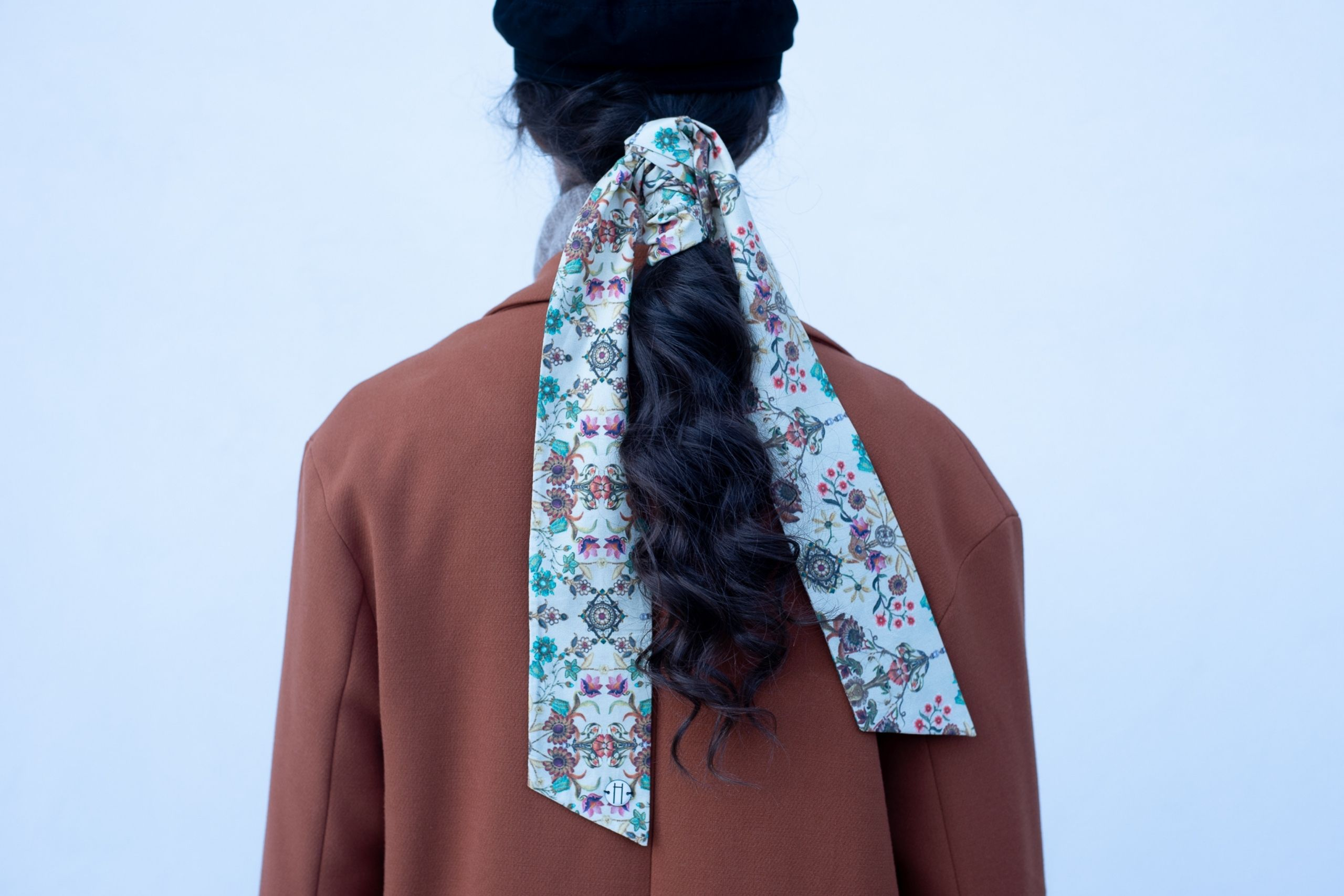 Pañuelo de mujer para el pelo